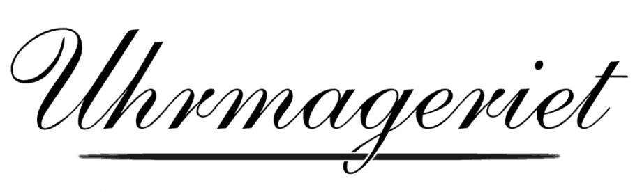 uhrmageriet logo