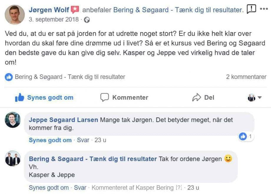 jørgen wolf facebook