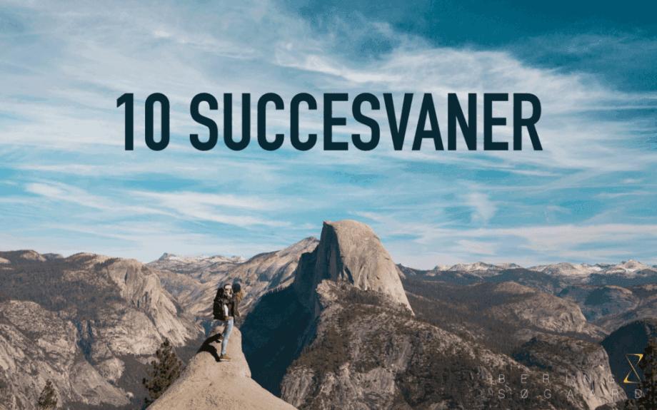 Vaner succesvaner Bering Søgaard