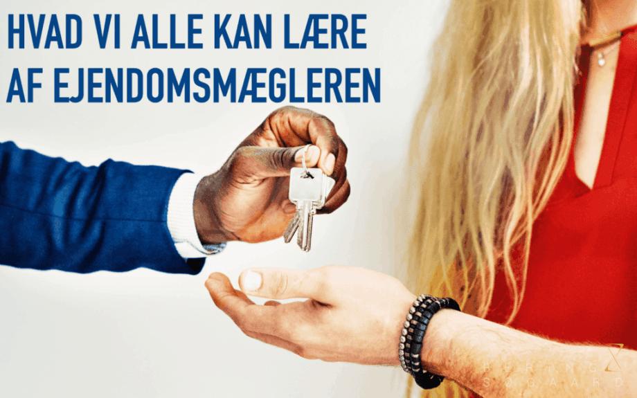 Salg - Sådan sælger du dig selv - Bering & Søgaard
