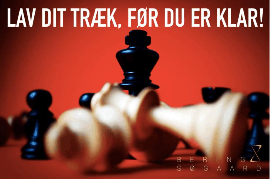 LAV DIT TRÆK, FØR DU ER KLAR 1
