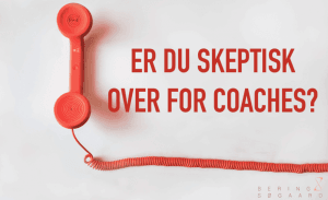 Er du skeptisk over for coaches?